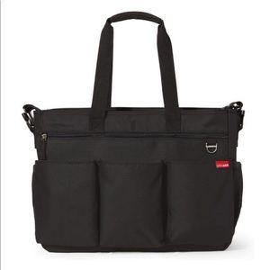 Double Skip Hop Diaper Bag